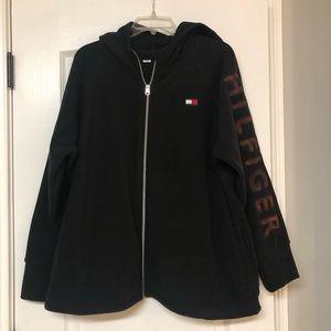 Tommy Hilfiger fleece jacket XL
